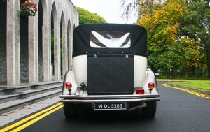 The White 1930s Regent Convertible 4