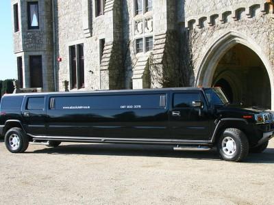 The Black Hummer H2