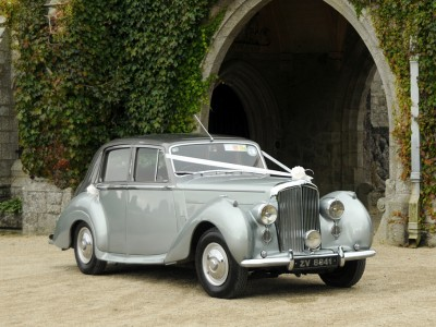 The Classic Bentley R Type