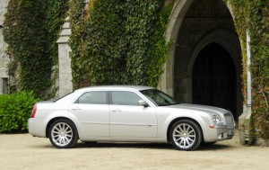 The Silver Executive Baby Bentley 2