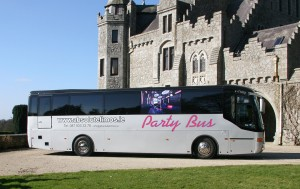 The 24 Seater Party Limo Bus 3