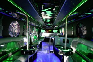 The 24 Seater Party Limo Bus 4