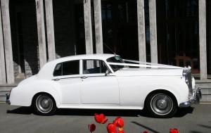 The Classic Bentley S1 2