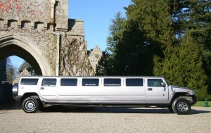 The Silver Hummer H2 2